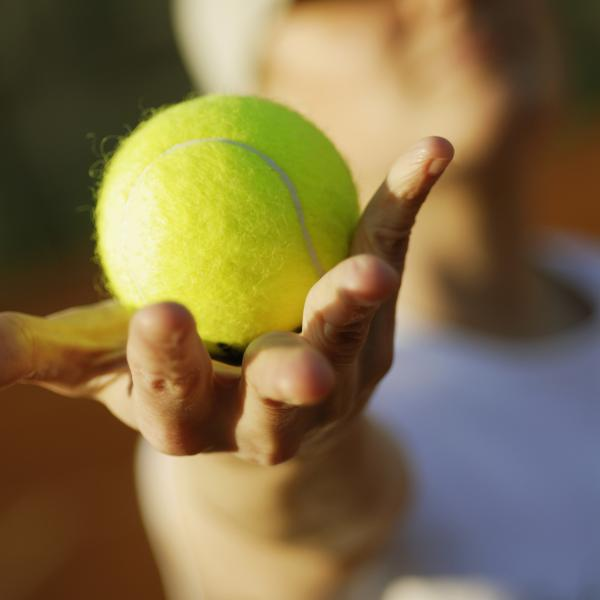 Tennis Coaching at Park Farm
