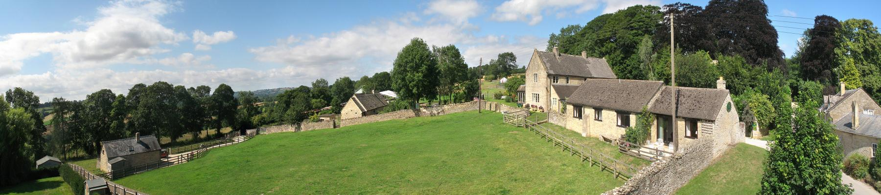 Luxury Self-Catering Cottages in the Cotswolds
