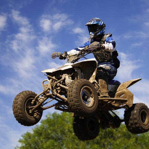 Climbing, Quad Biking, Shooting, Segway, Archery & Golf Buggy Driving