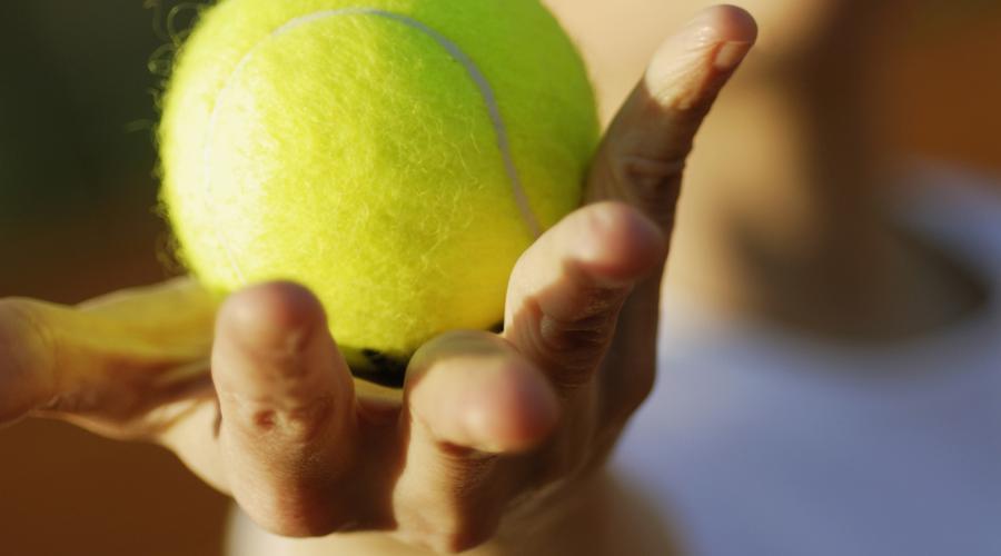 Tennis Coaching at Park Farm